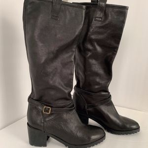 Kors Leather Boots